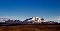 Mt Snaefell ( Snæfell ) - eastern Iceland