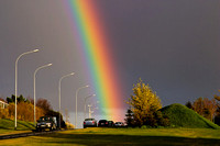 Chasing the Rainbow - by car