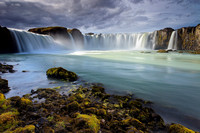 Goðafoss - The Waterfall Of The Gods