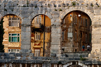 City scens - Pula, Croatia